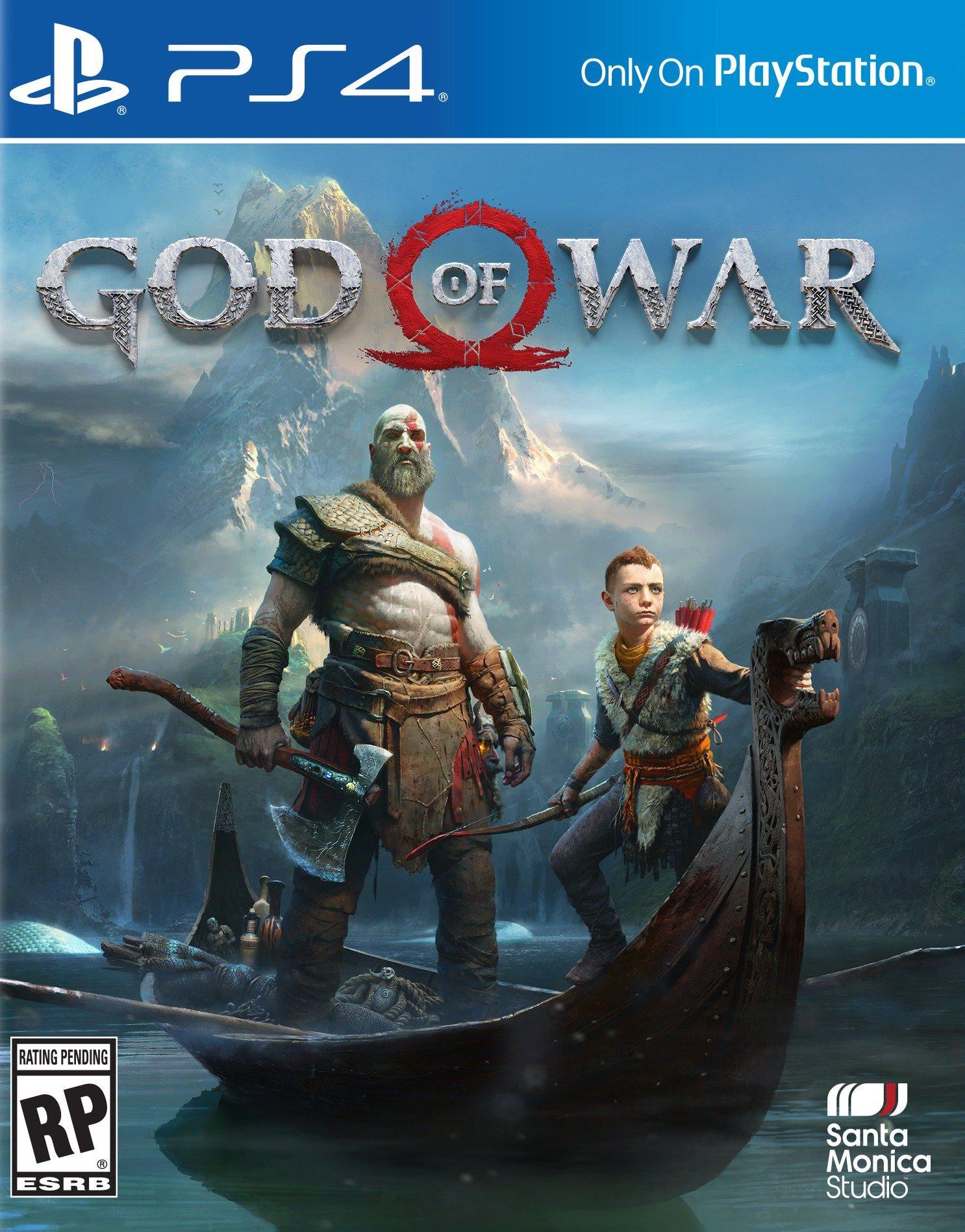 PLATFORM  PlayStation 4   PUBLISHER  Sony Interactive Entertainment (SIE)   DEVELOPER   SIE Santa Monica Studios    RELEASED  04/20/2018