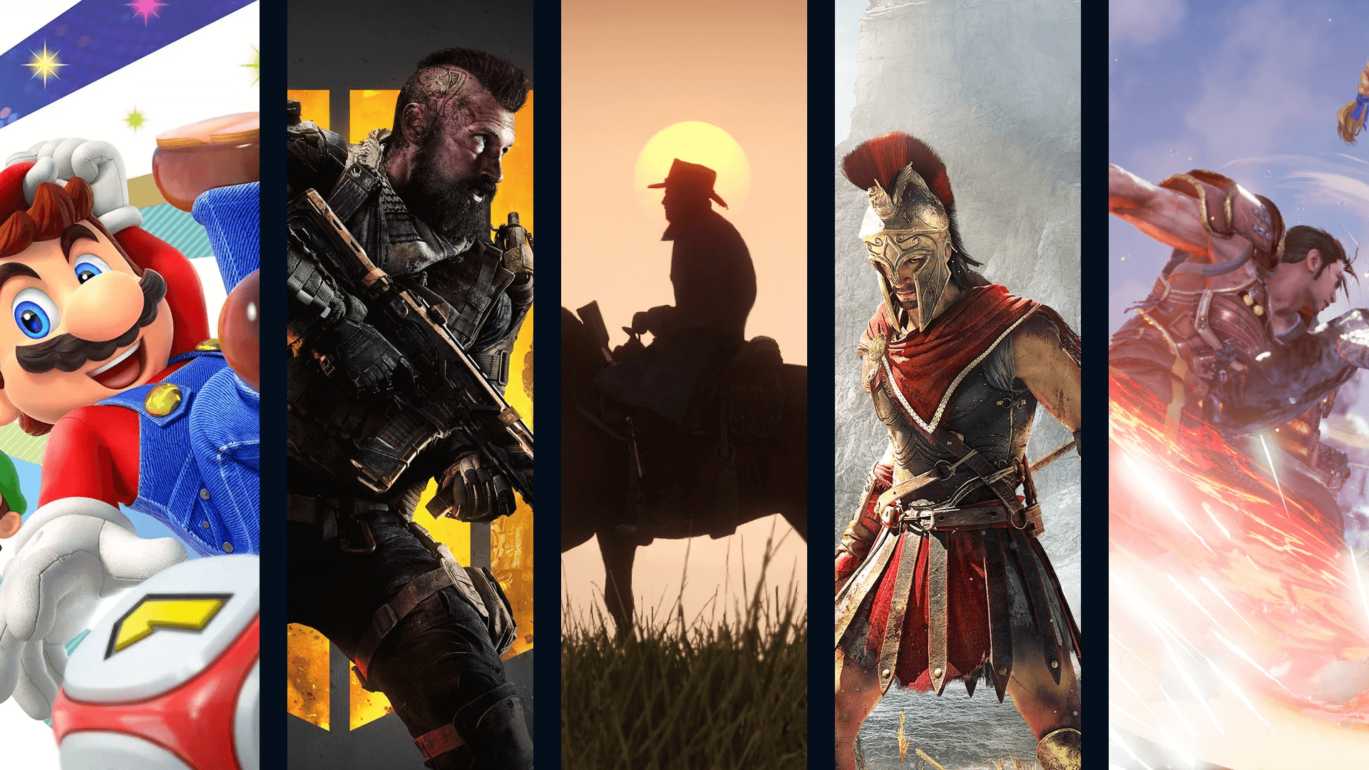 Editor's Choice: Cameron's Favorite Games from 2018
