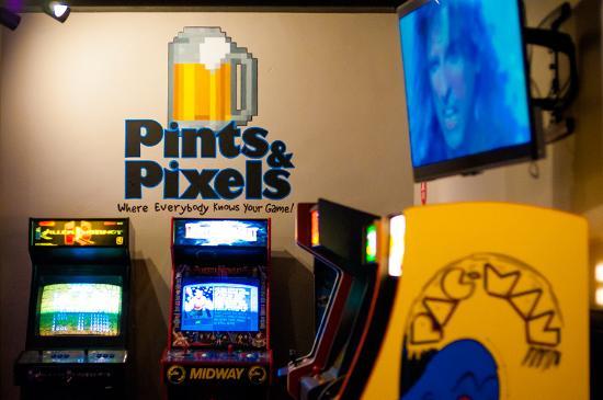 Pints & PIxels