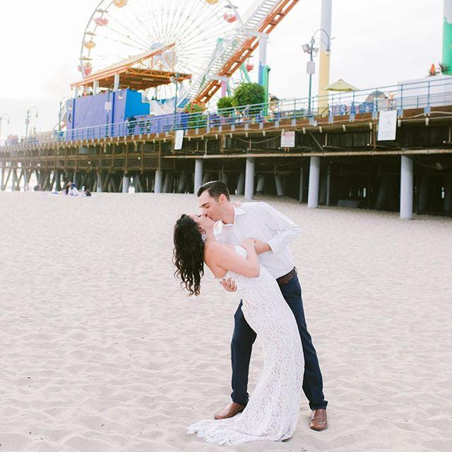 Glowing from Sunset to Nightfall🌘🌗🌖 • • • • • #photography #isaidyes #photoshoot #weddingdress #wedding #weddinghair #weddingmakeup #makeup #beauty #beach #beachwedding #engaged #video #travel #california #losangeles #fashion #style #art #weddingday