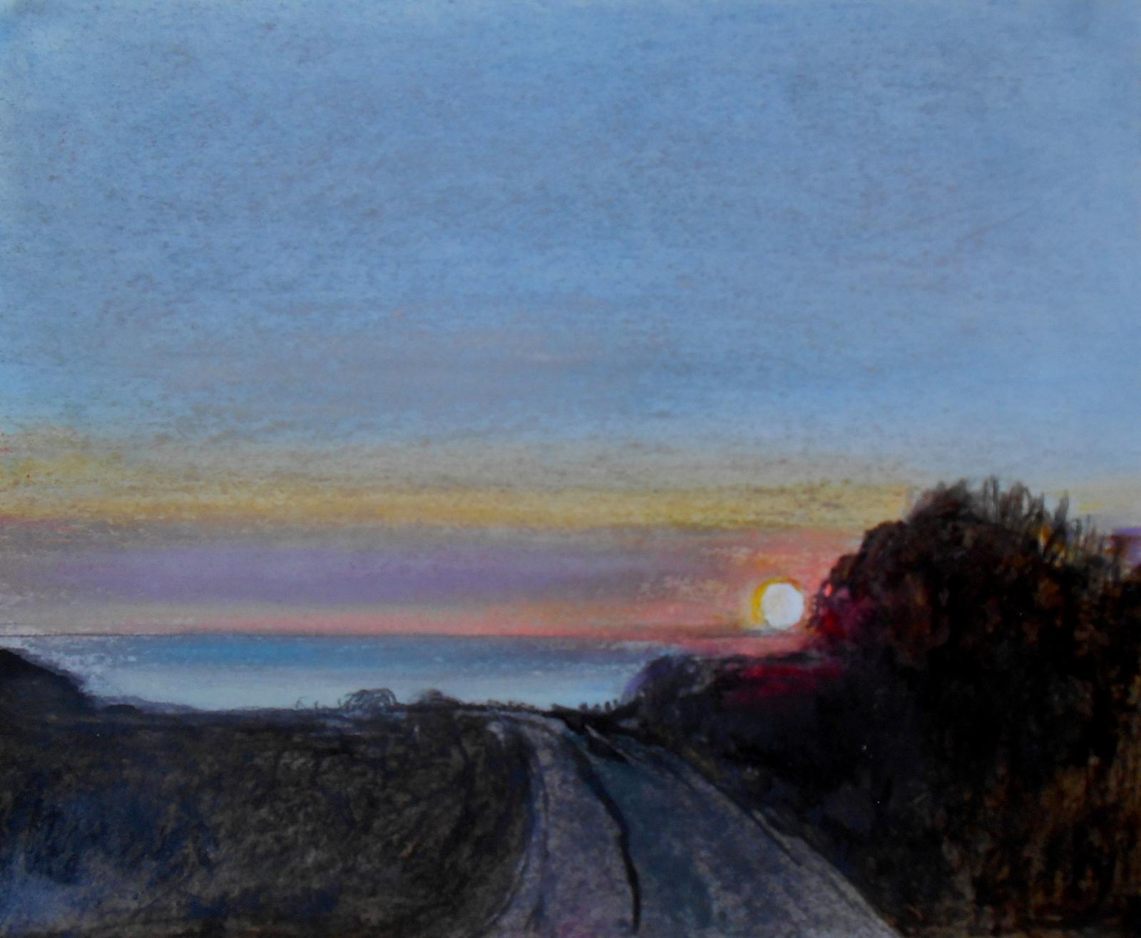Coastal Path, private collection