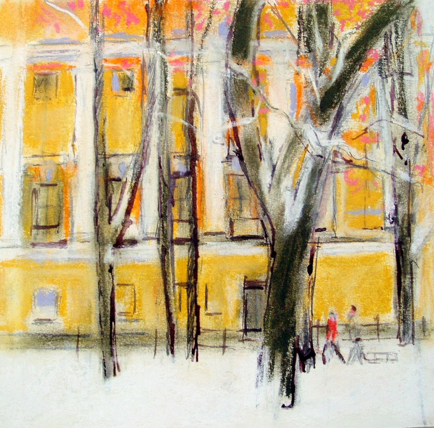 Winter, St. Petersburg