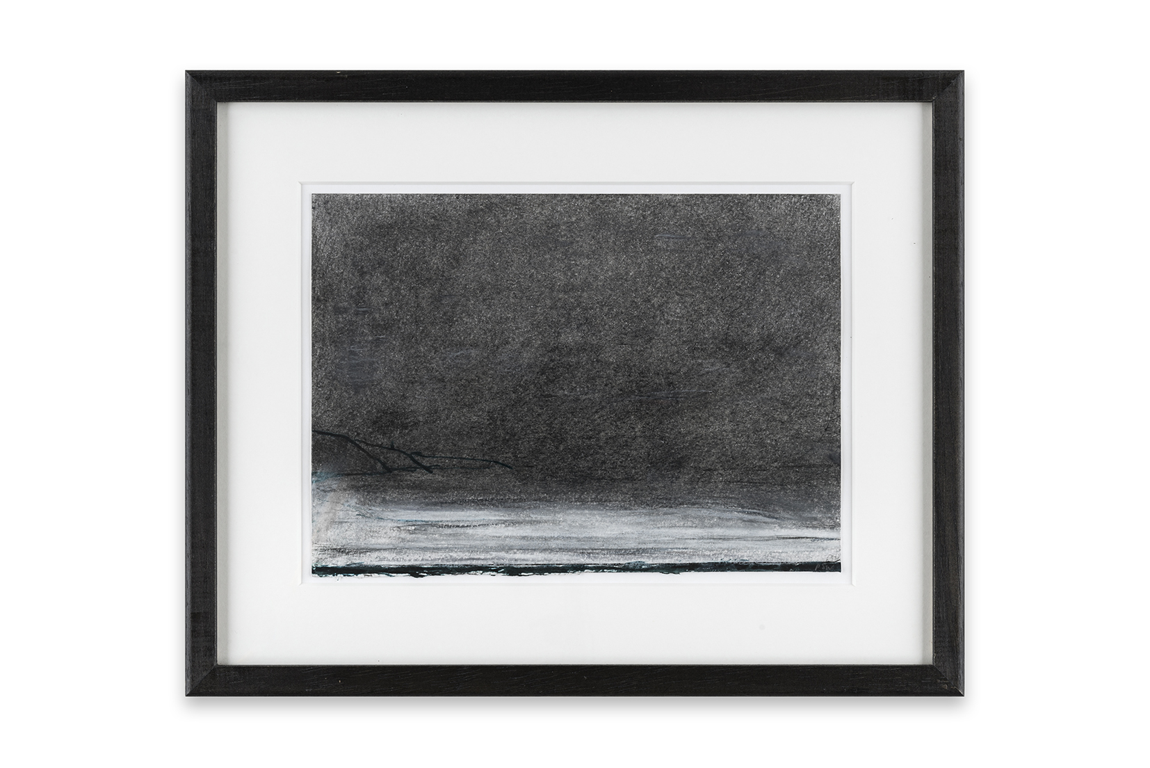 7 Storm Surge, Time and Tide series, 15 x 21 cm, ink and charcoal on paper