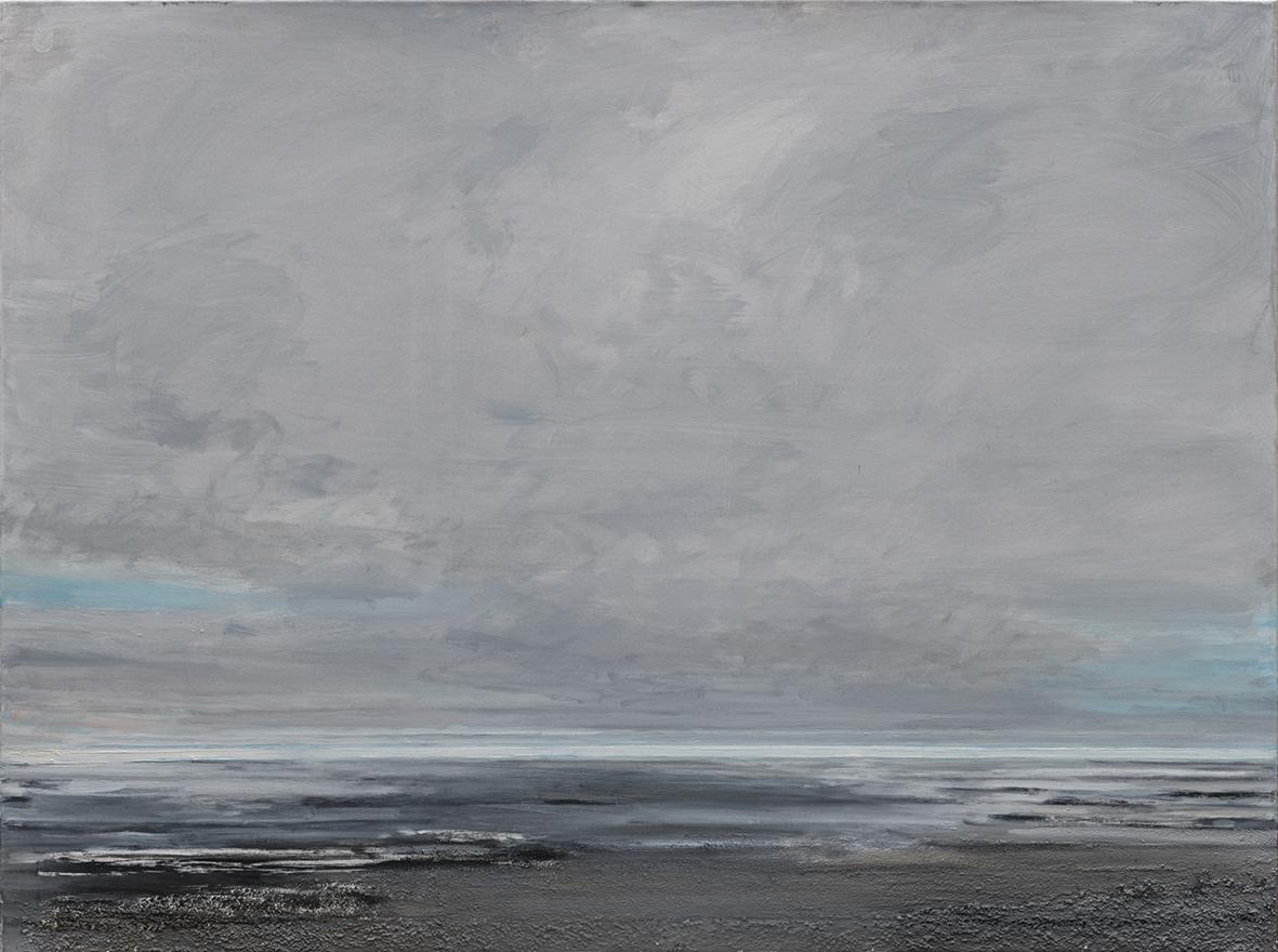 24 Ebb Tide, 98 x 120 cm, oil on linen