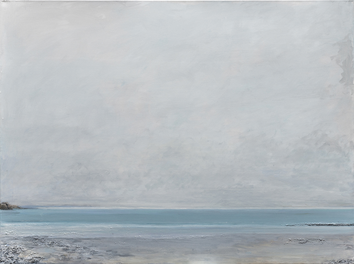 26 Clearing Skies, 98 x 120 cm, oil on linen