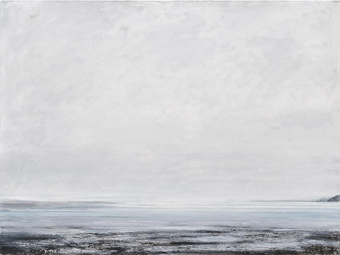 14 Estuary, 98 x 120 cm, oil on linen