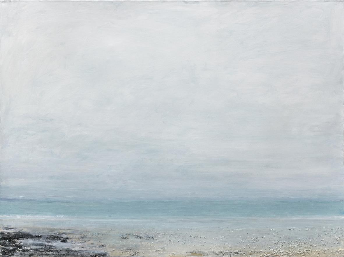 17 Lifting Mist, 98 x 129 cm, oil on linen