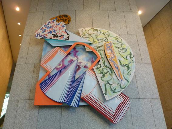 Cones and Pillars - L'Arte di Franschiello, 1985