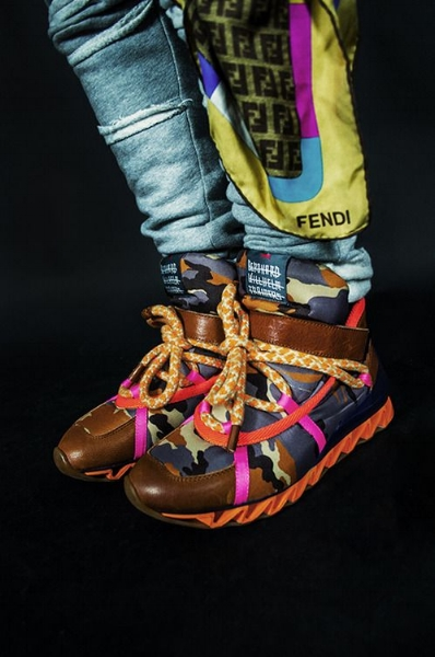 Camper shoes photographed by Marty Mard