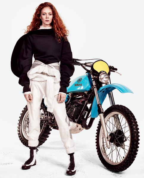 Craig McDean for T:The NYTimes Style @tmagazine