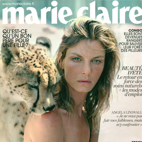 MARIE CLAIRE FRANCE - AUGUST, 2015