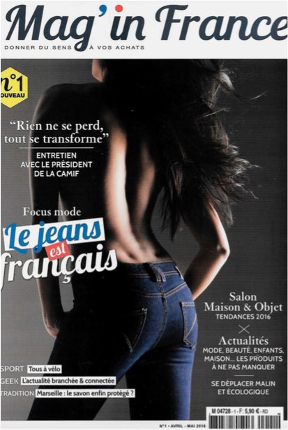 Mag' In France - April, 2016