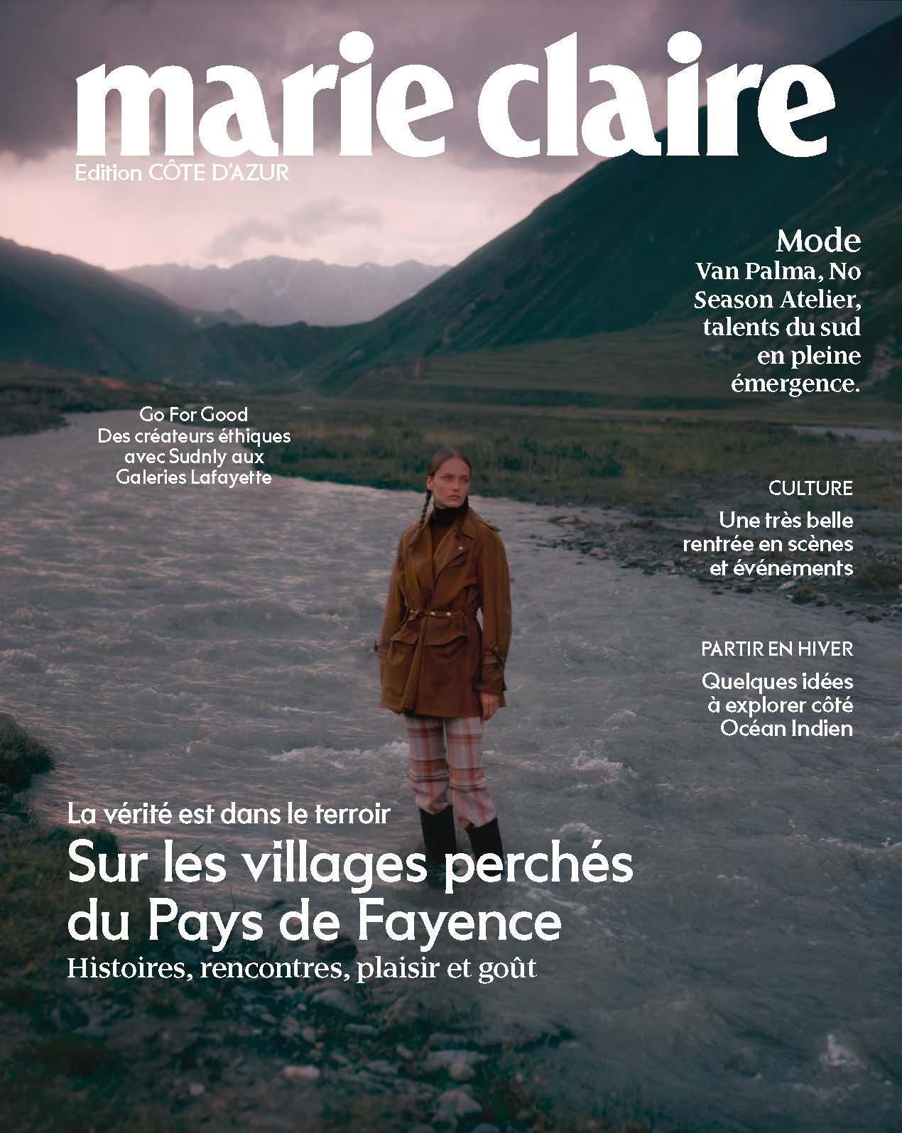 MARIE CLAIRE - OCTOBRE 2018