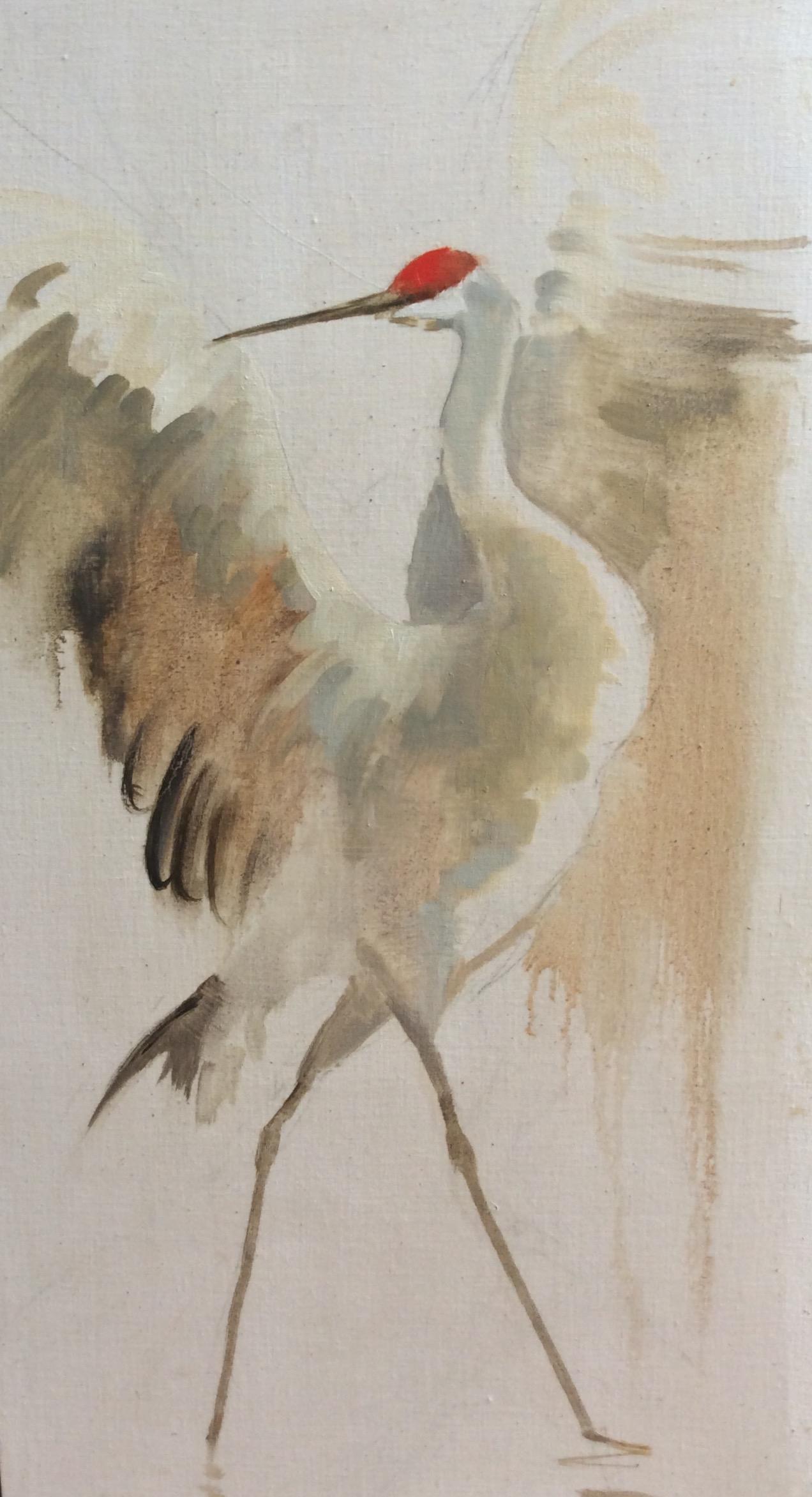 Dancing Crane 2