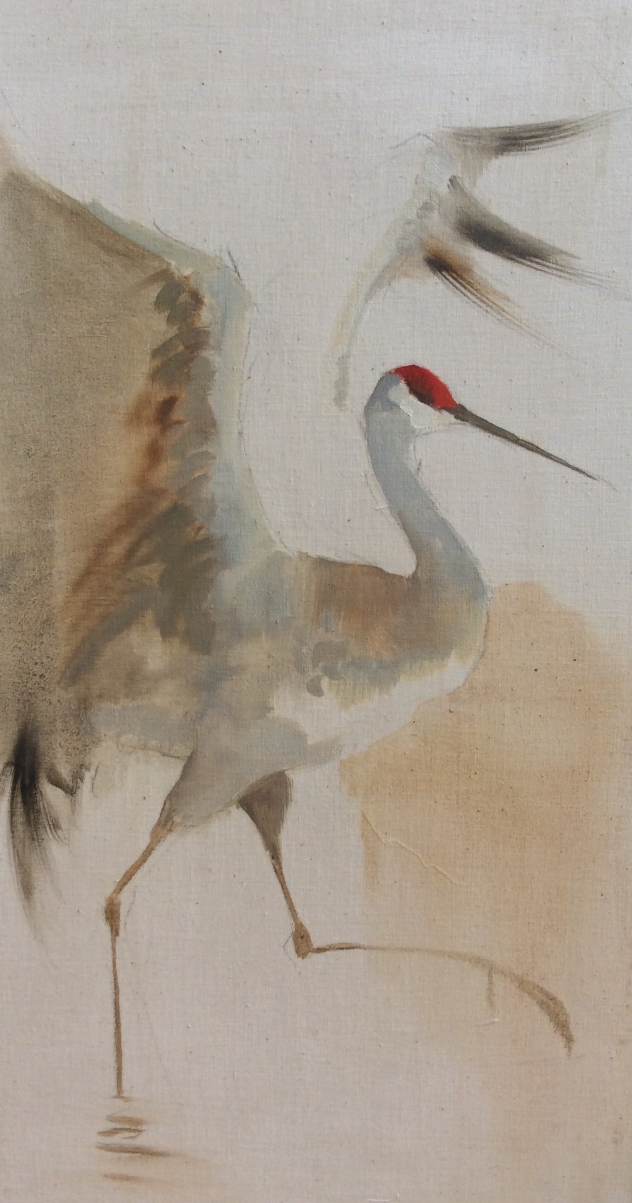 Dancing Crane 1