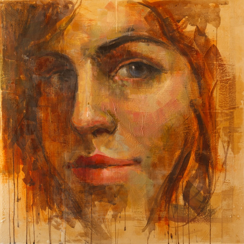 Leda oil and encaustic 36 x36 $3400.jpg