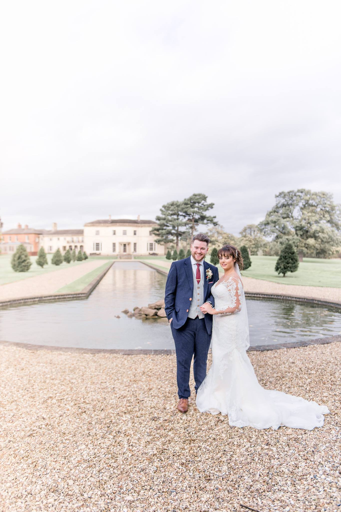 Lucy & Josh Married at the superb Stubton Hall in Newark
