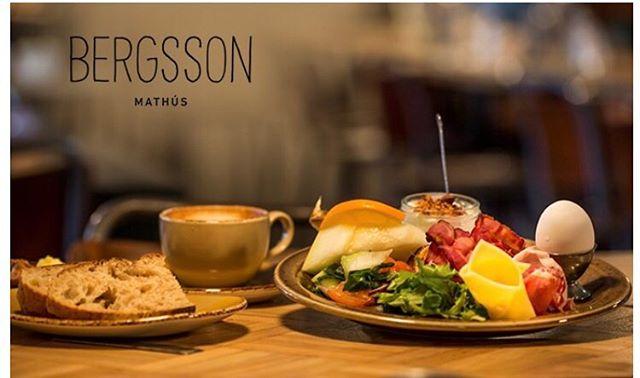 Breakfast 💚 #bergssonmathus  #breakfast #vegan #reykjavik #food #brunch #lunch