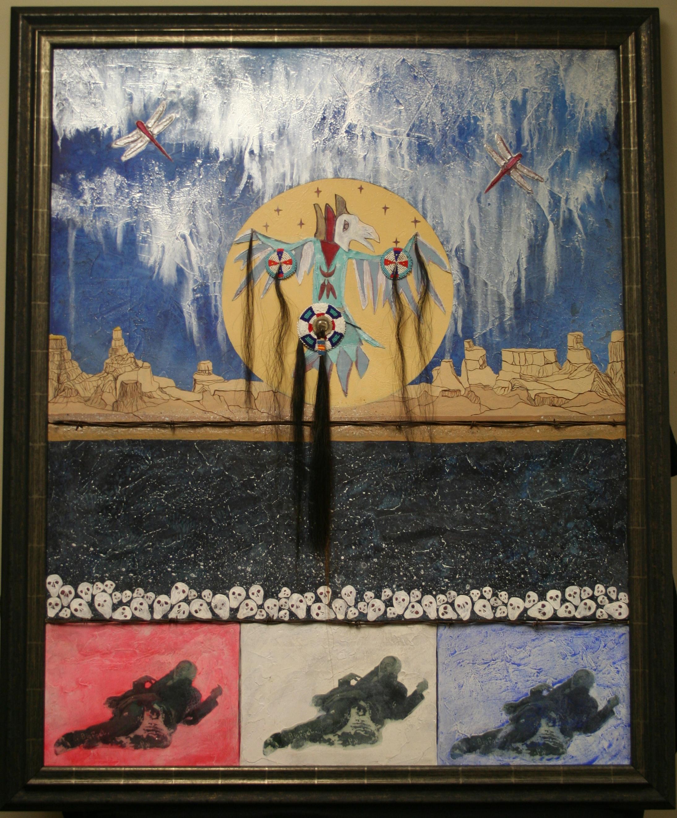 Randall Blaze,  Phoenix Rising