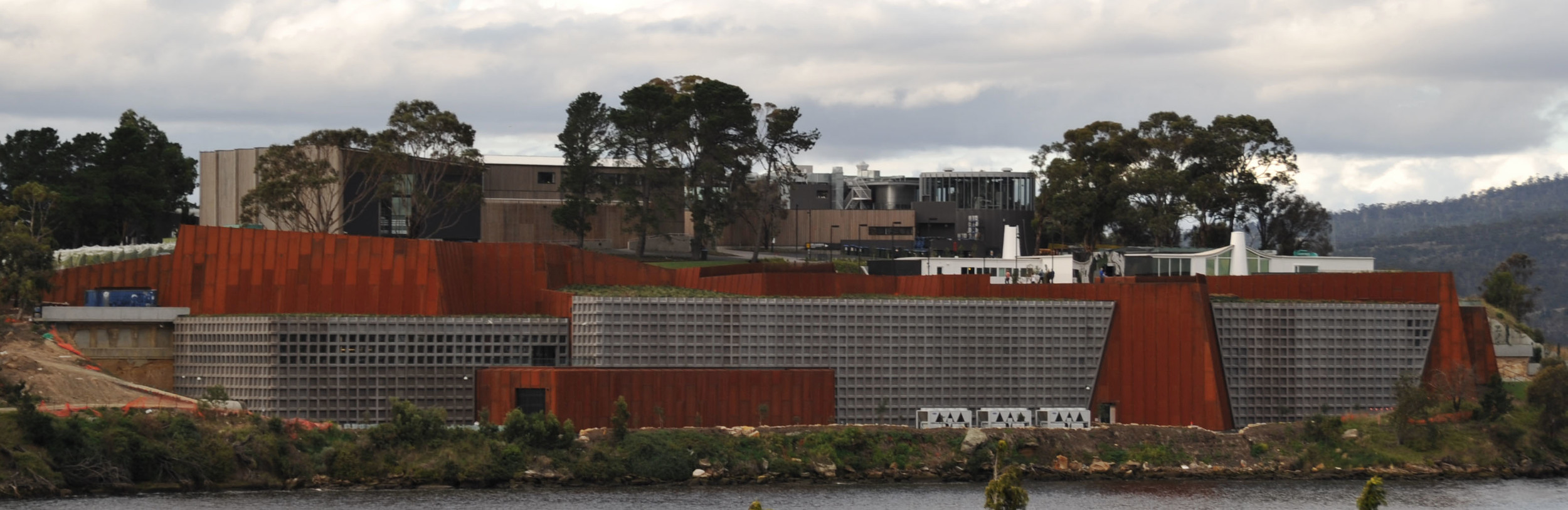 The Museum of Old and New Art , Hobart, Tasmania