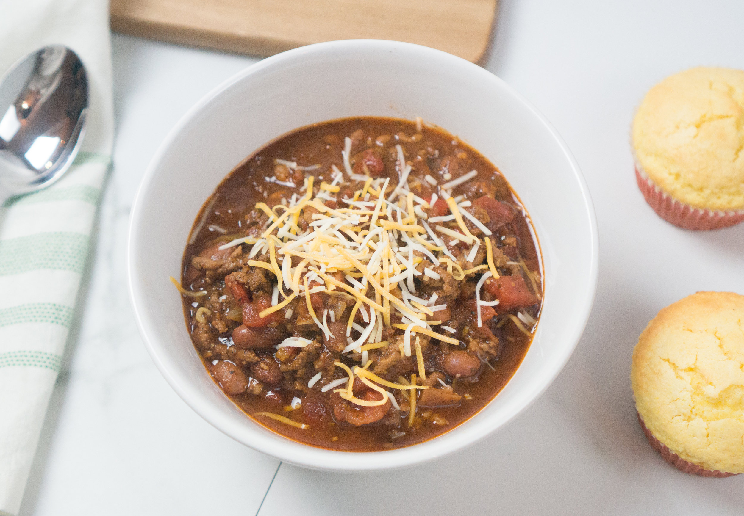 The Best Slow Cooker Chili Recipe