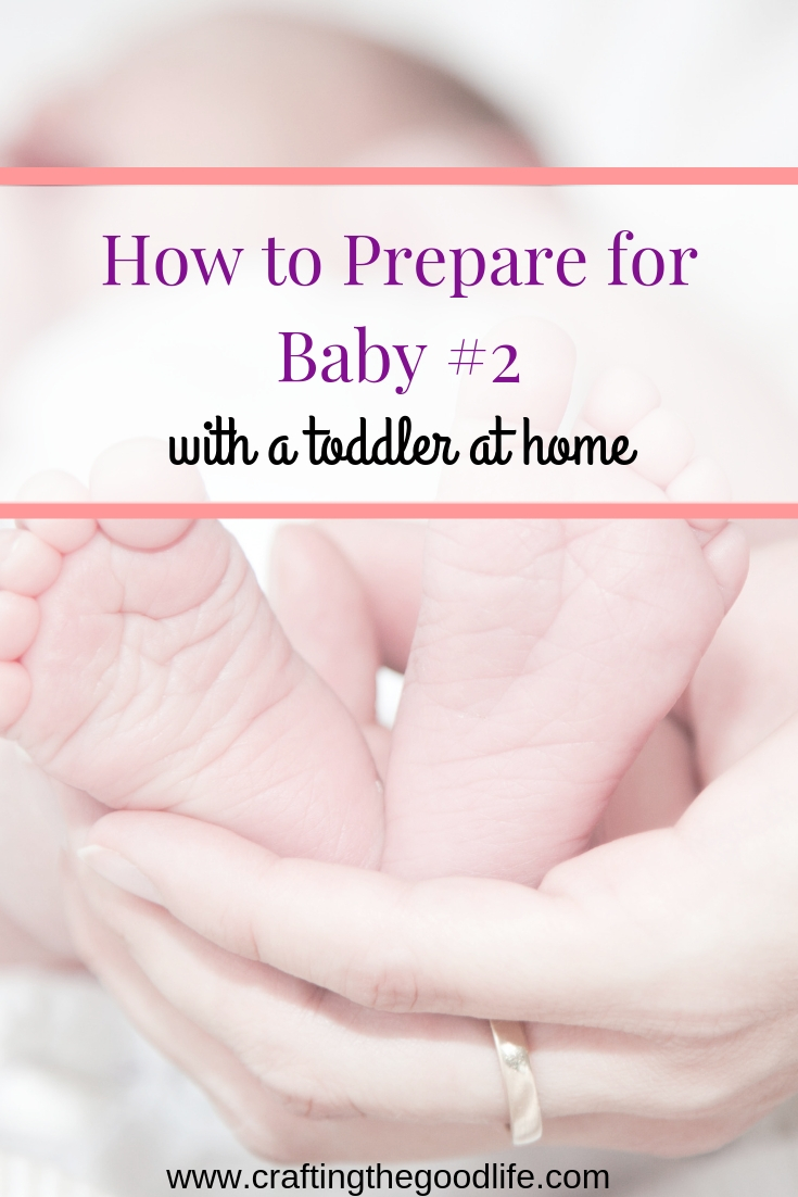 How to Prepare for Second Baby with a Toddler at Home | Having two Under Two