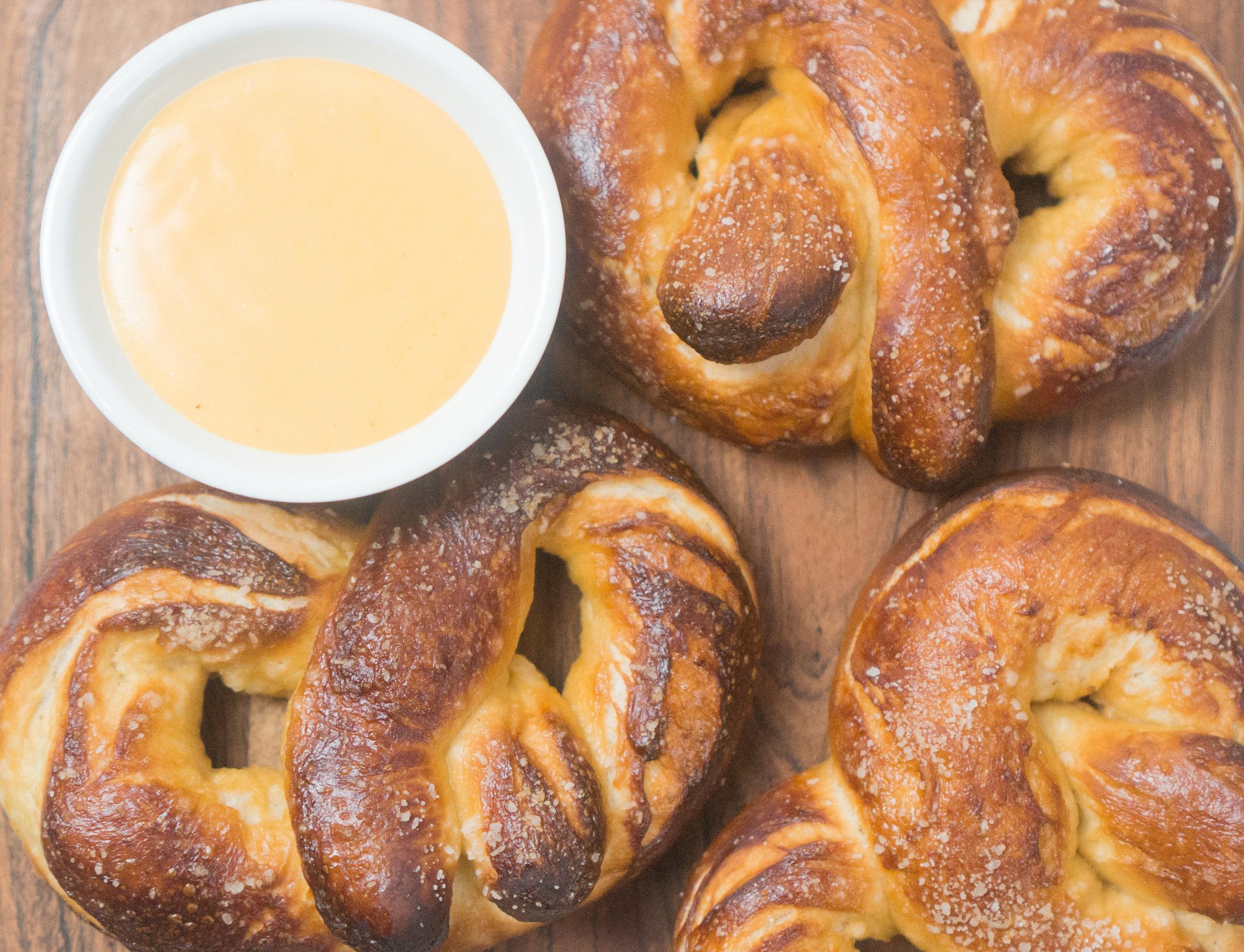 The Best Soft Pretzel Recipe | Perfect Party Appetizer