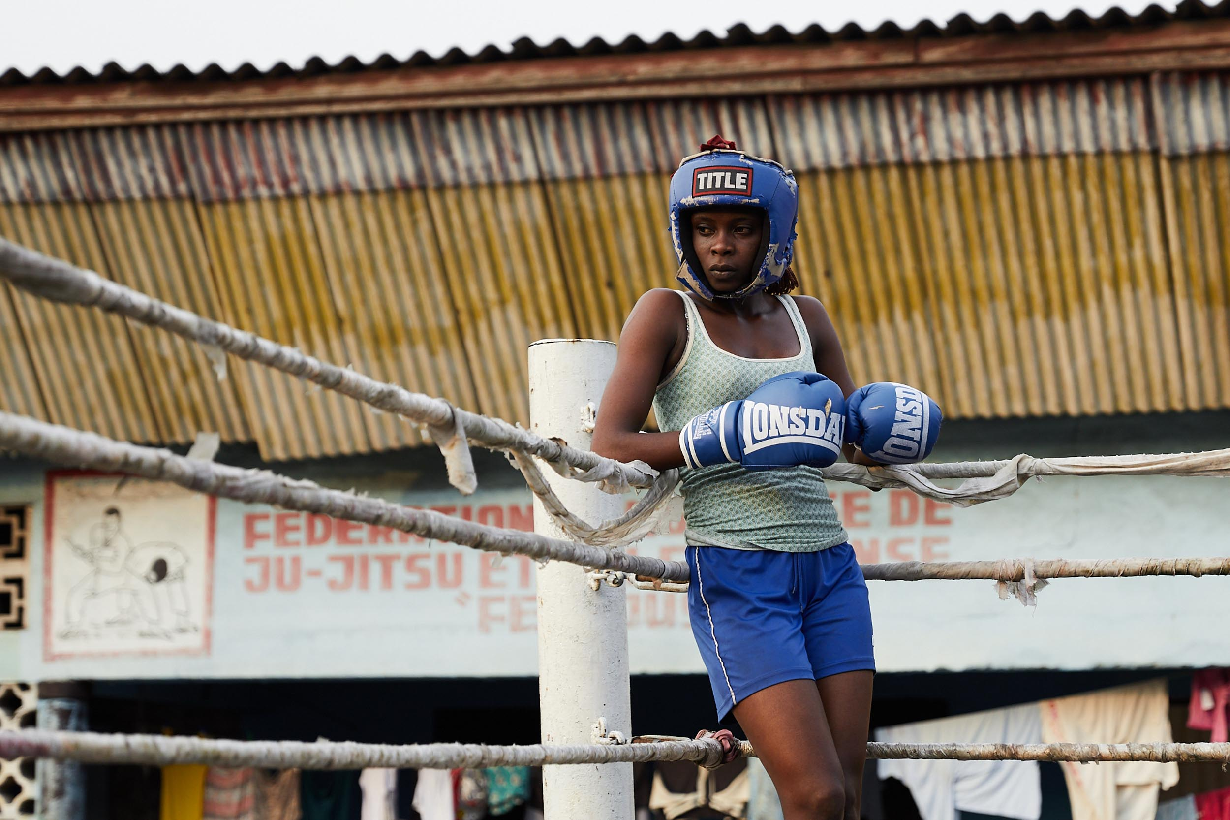 Fight like a Girl: The Female Boxers of the Democratic Republic of Congo.
