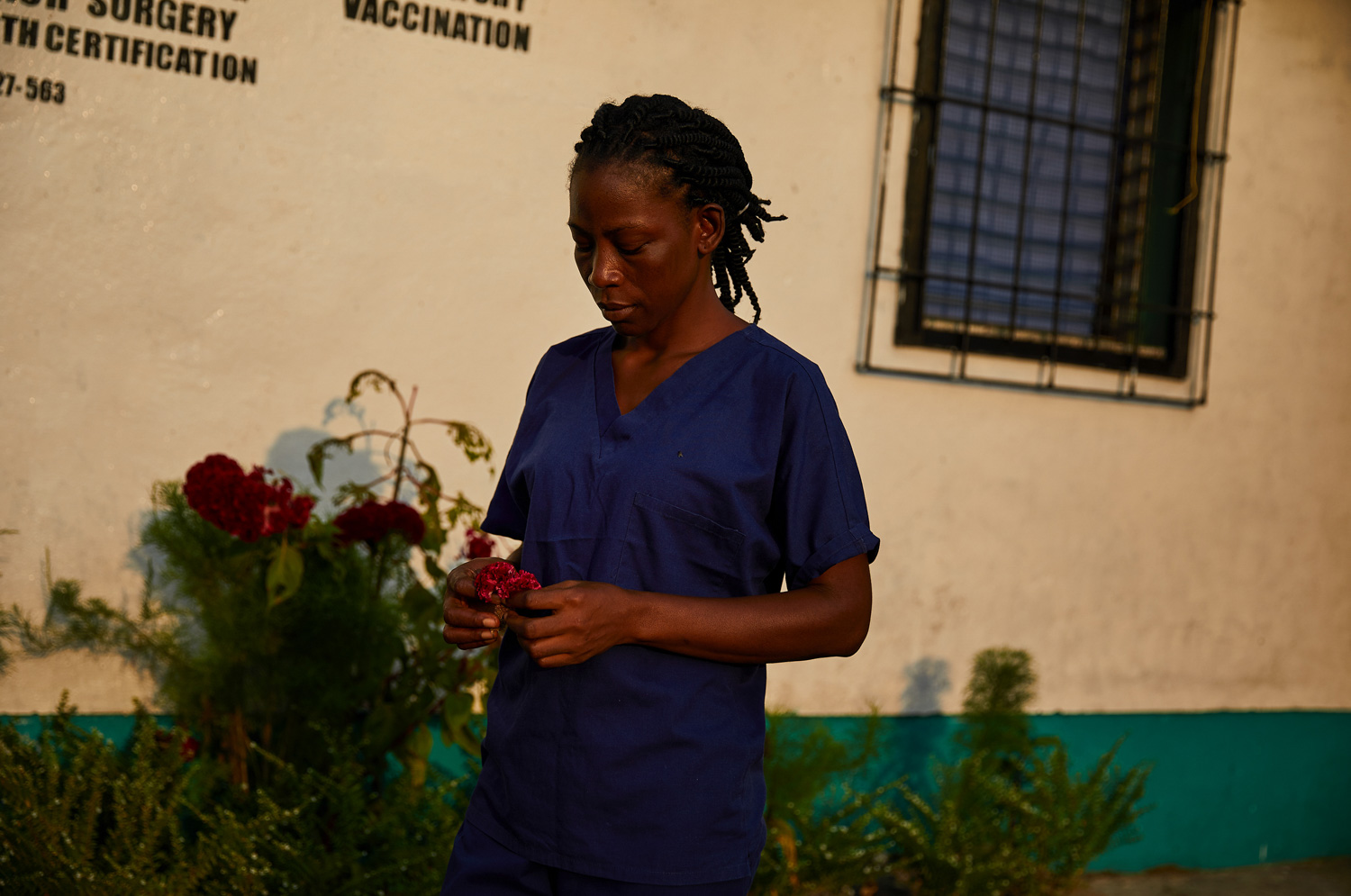 Life after Ebola in Liberia & Sierra Leone