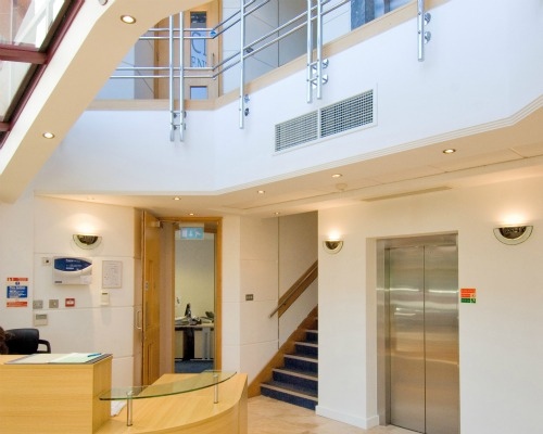 Fully furnished serviced offices to let Sandford Gate, Oxford
