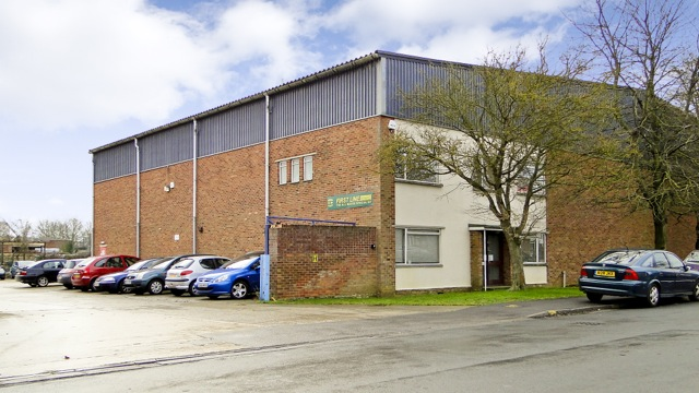 Warehouse Unit to Let Bicester