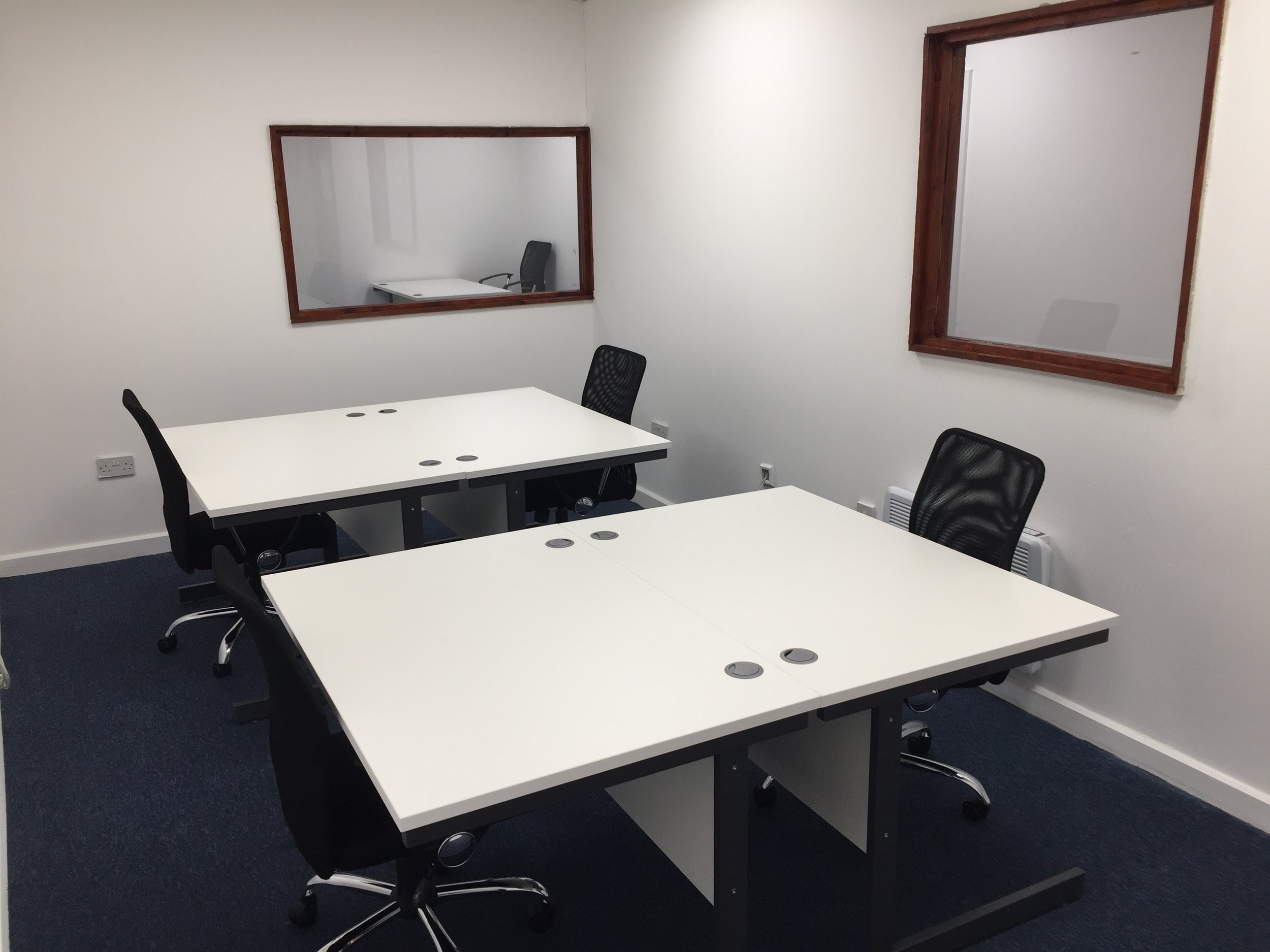 Serviced offices to let in Radley, Abingdon