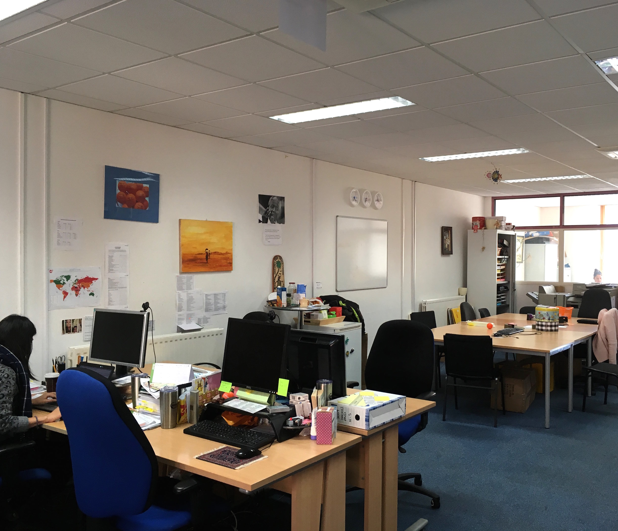 Central Oxford office suite to let George Street