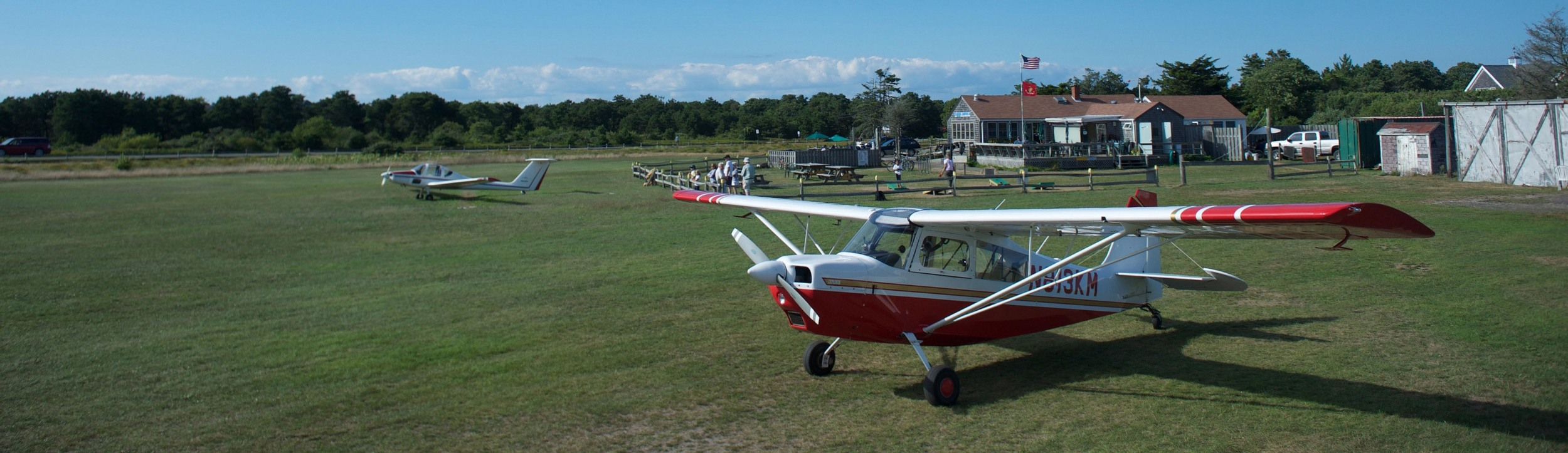 Learn Tailwheel at Katama