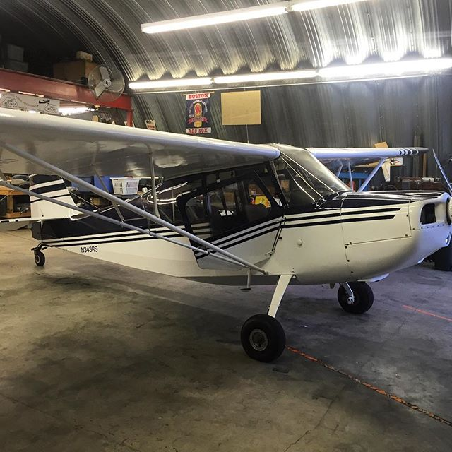 A new addition to the LearnTailWheel fleet!  Summer's almost here.  Call now for MVY training and more.  LearnTailWheel.com