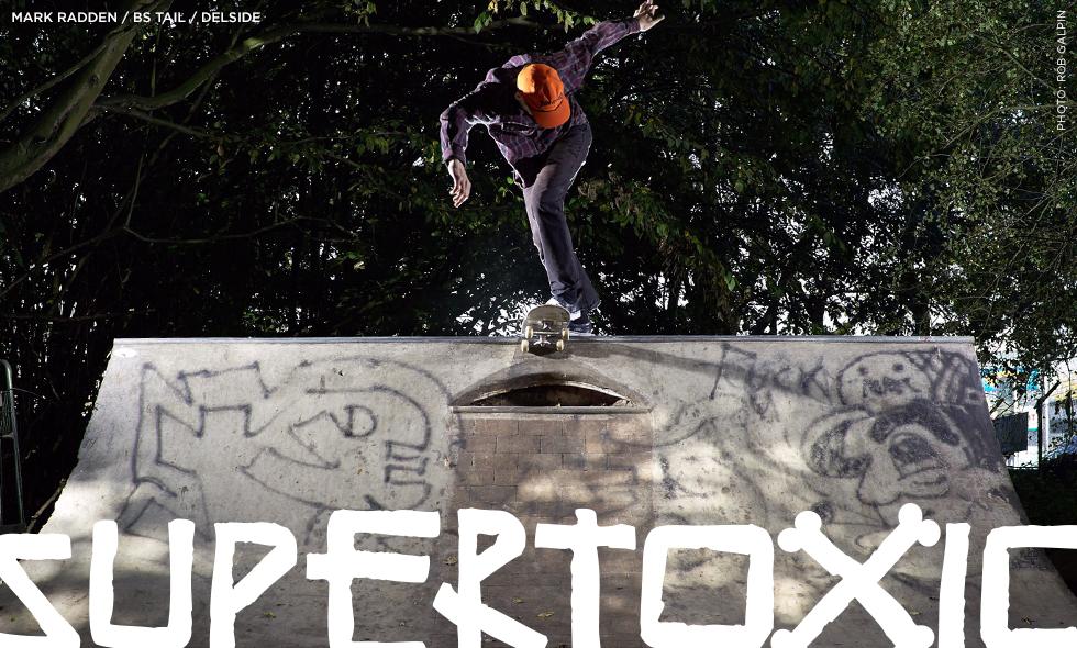Supertoxic Urethane - Mark Radden