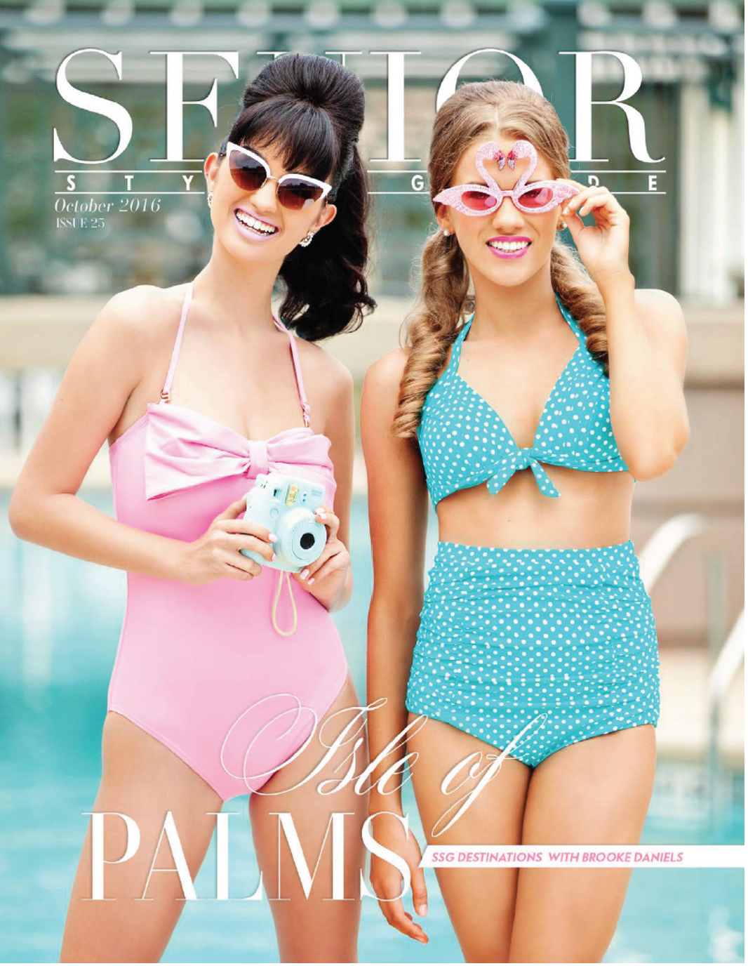 Featured in Senior Style Guide's Fall Issue