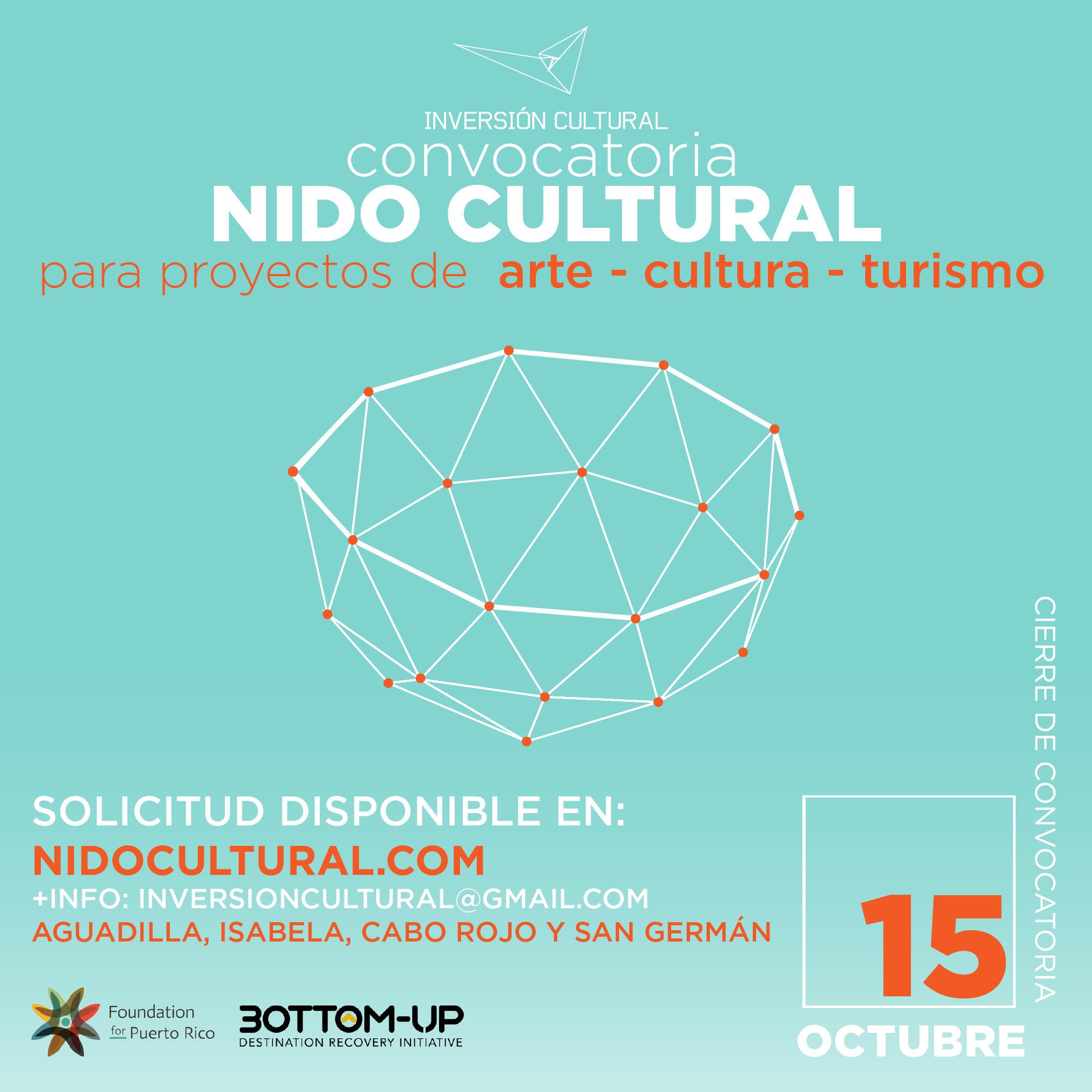 Promo - Nido Cultural - Bottom-up