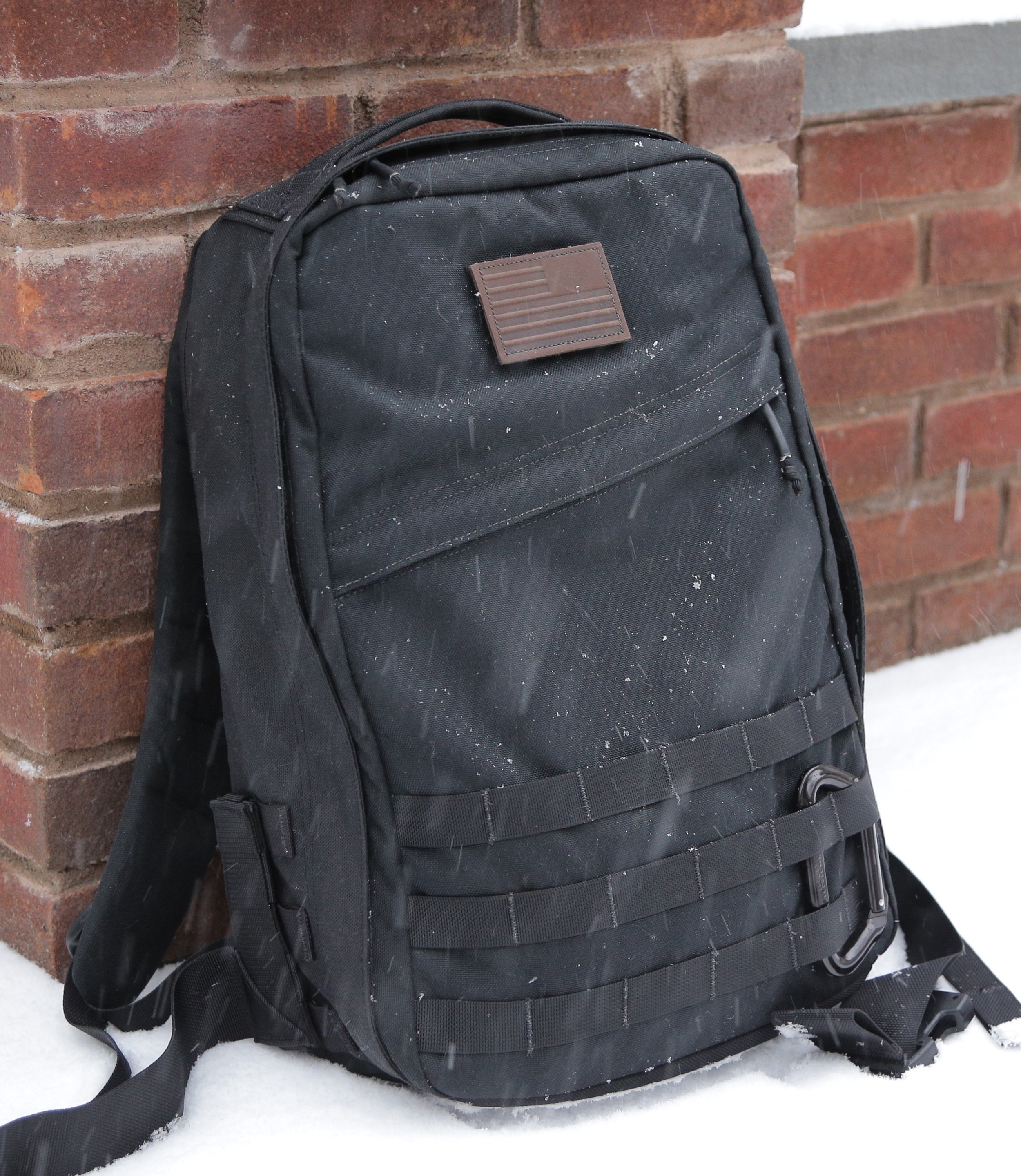 The GORUCK GR1 is a bombproof backpack built with military field use in mind, making it all but indestructible in your daily use.