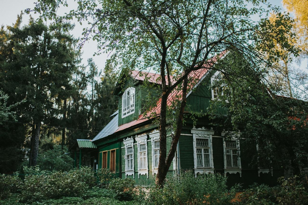 Dacha | Abramtsevo -