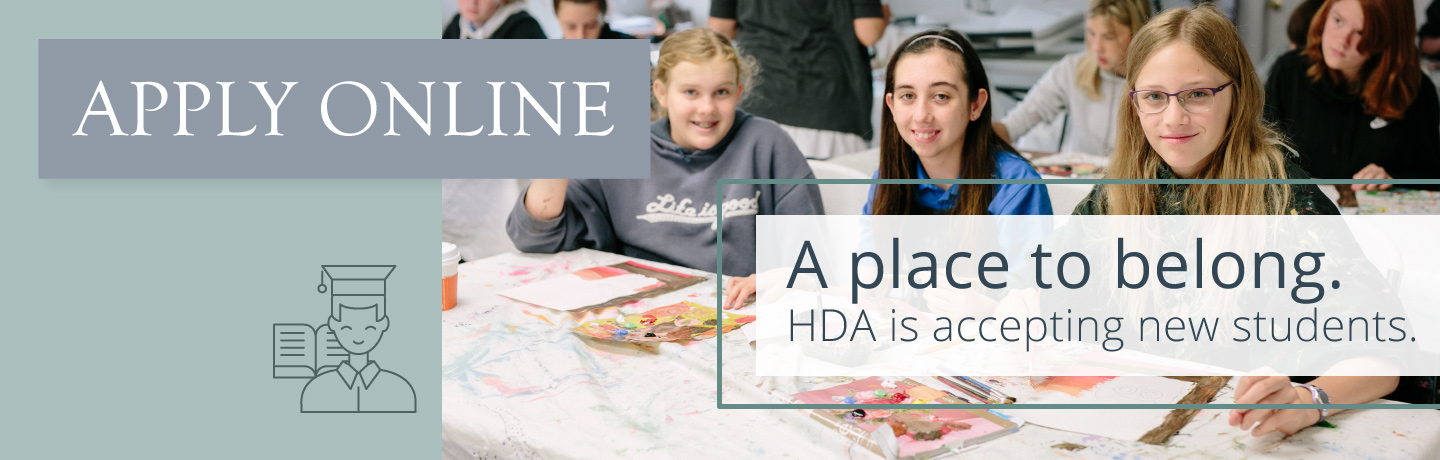 Apply online to HDA - Mount Dora Christian School