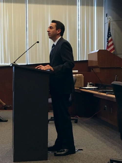 District Attorney Jeff Rosen delivers The State of the DA's Office
