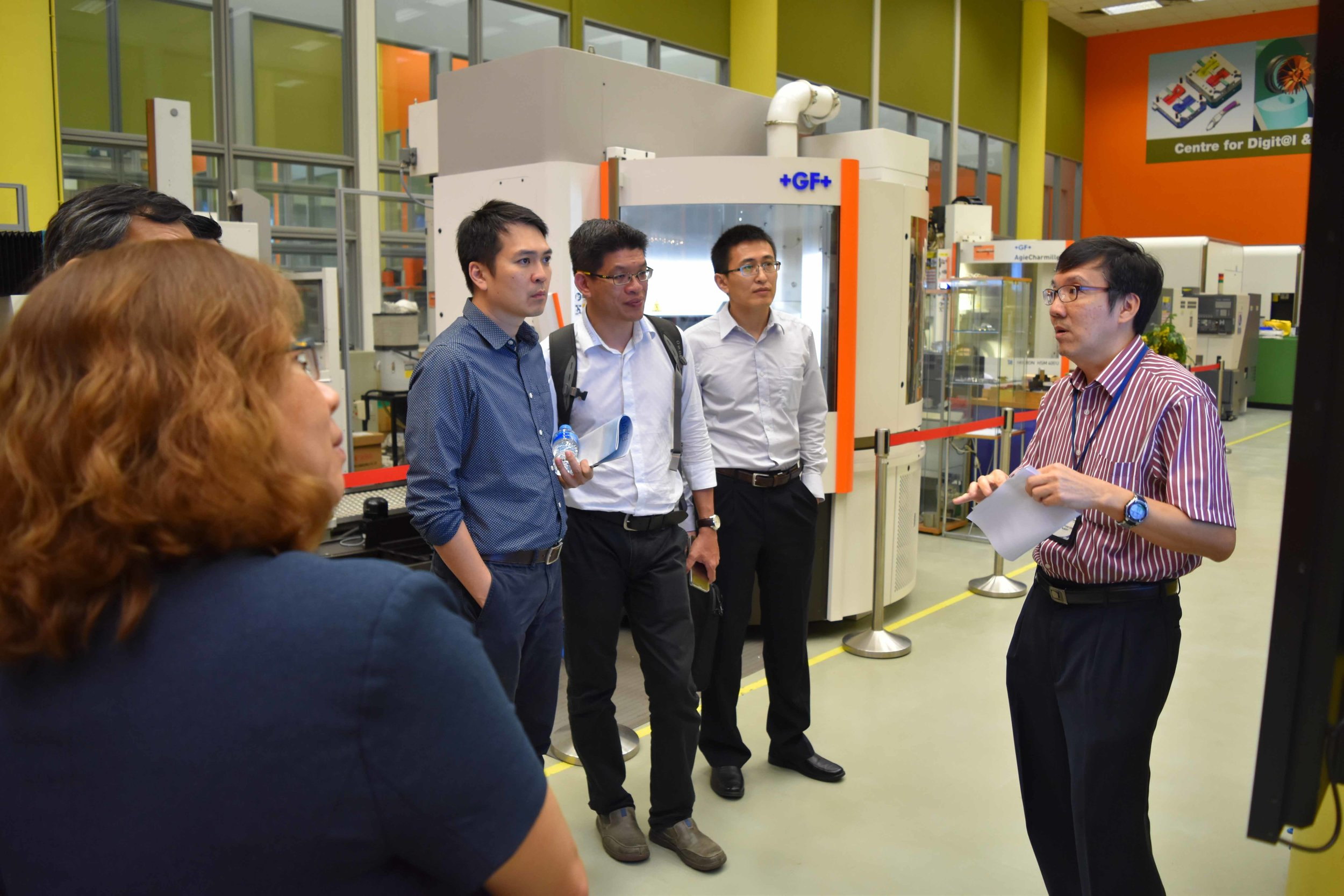 Centre for Digital & Precision Engineering, Nanyang Polytechnic