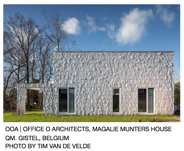 """SELECTED PROJECT on """"atlas of architecture"""" DIVISARE"""