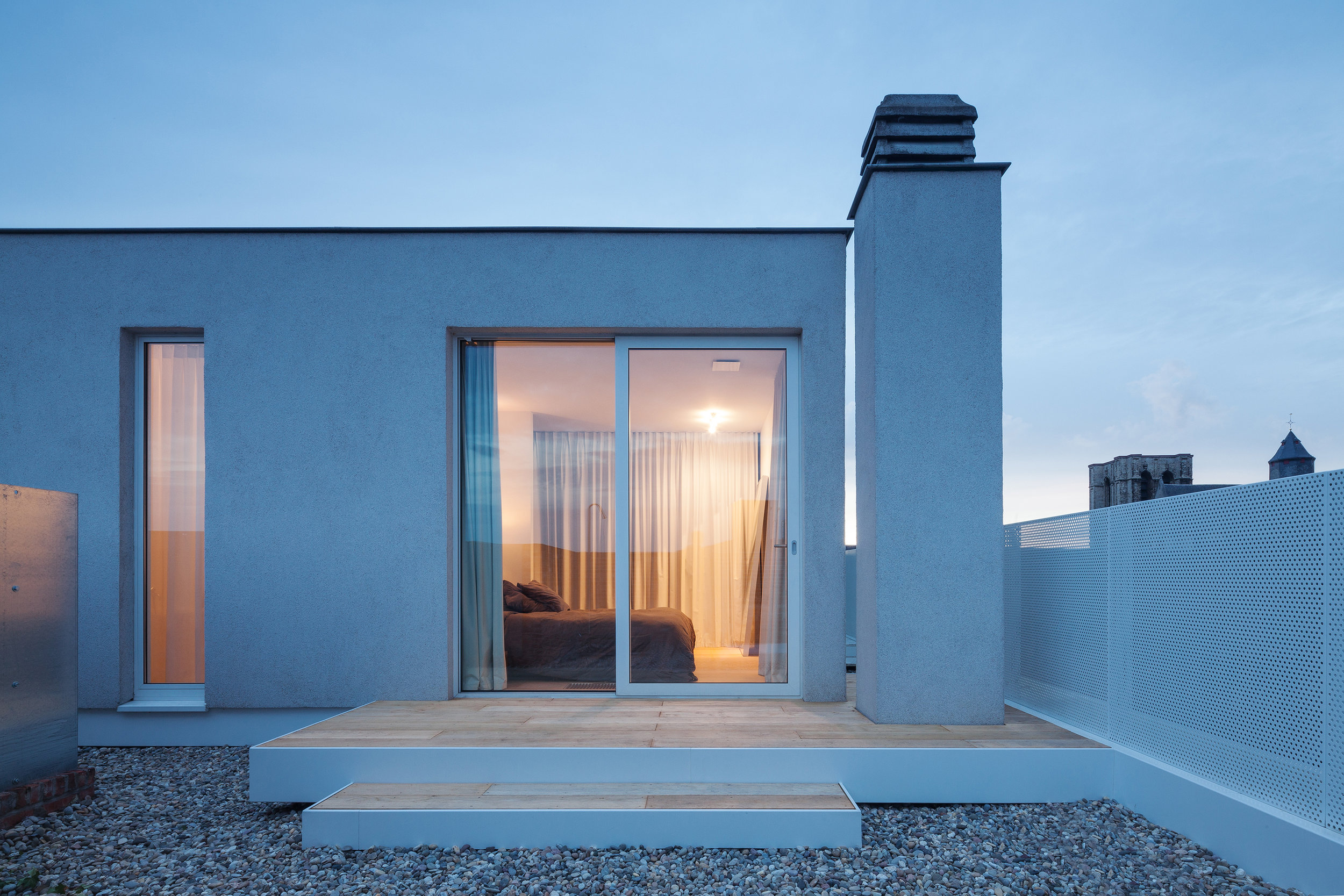 Penthouse, Gent