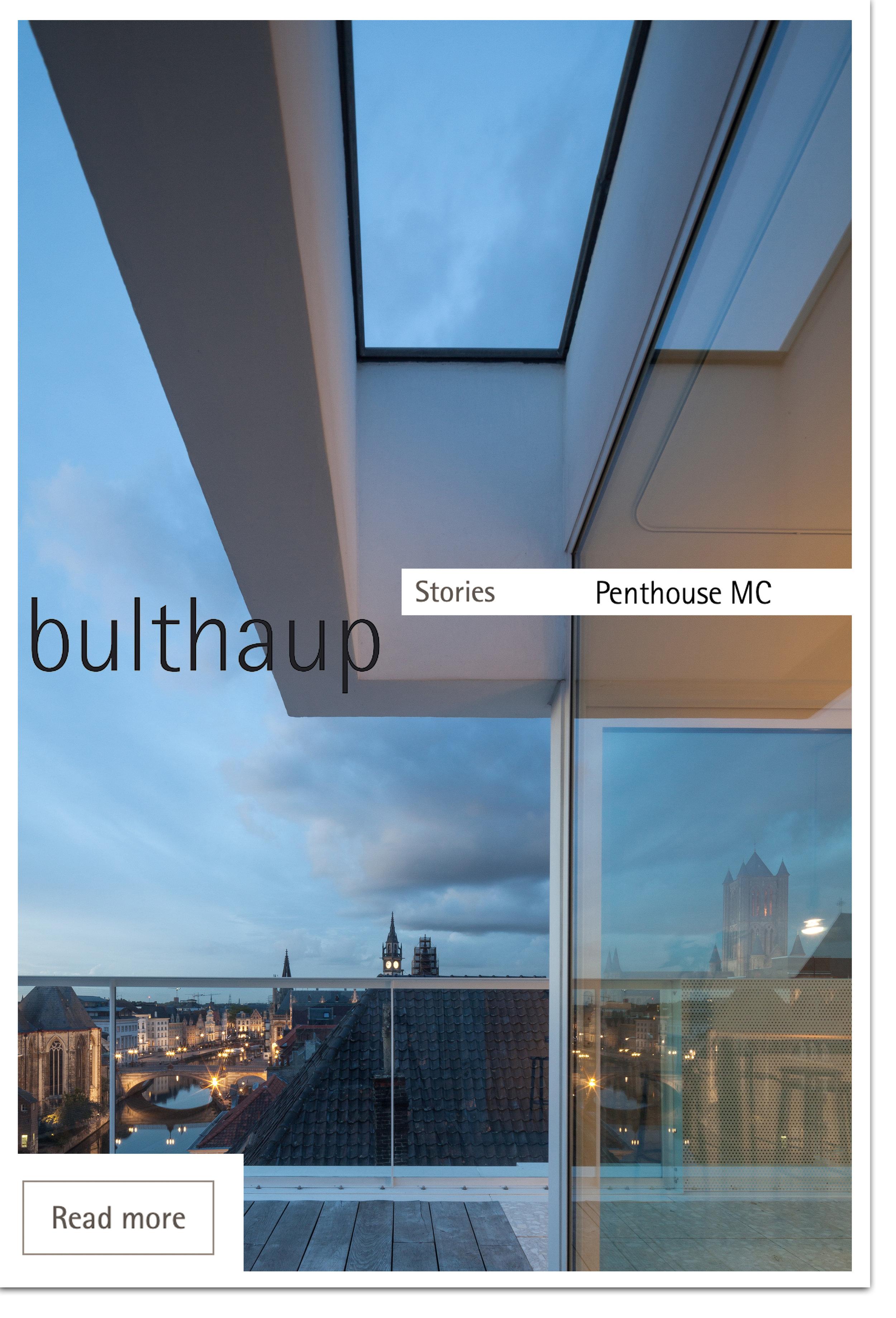 #PenthouseMC featured on the digital magazine of Bulthaup