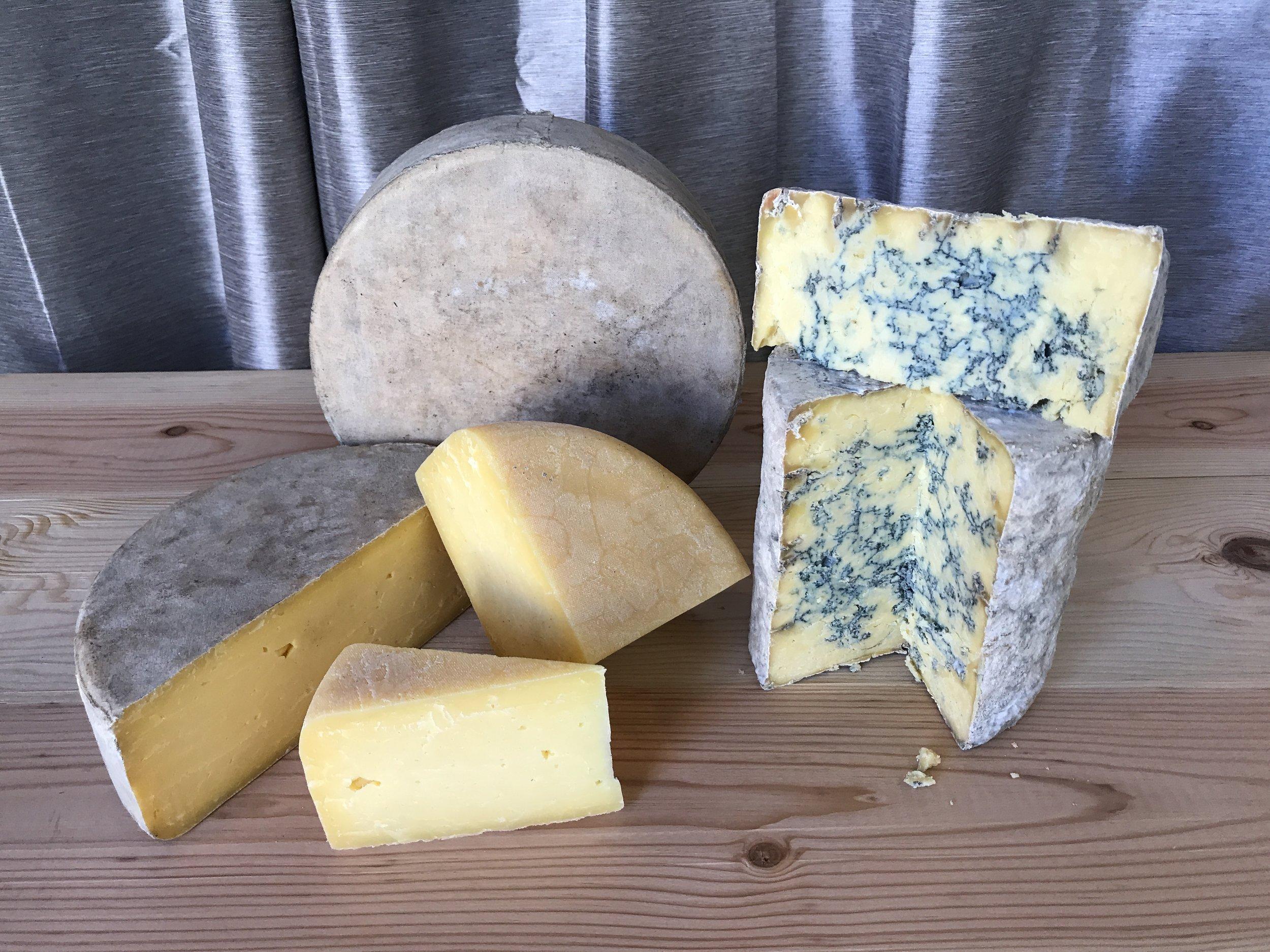 William Cofield Cheesmakers - Proper British Cheese