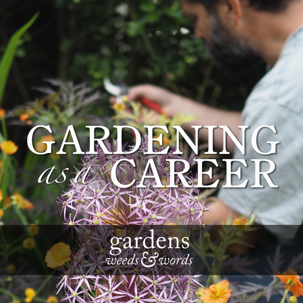 Gardening as a career title image