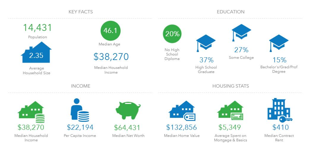 ESRI . Business Analyst Online . 2016