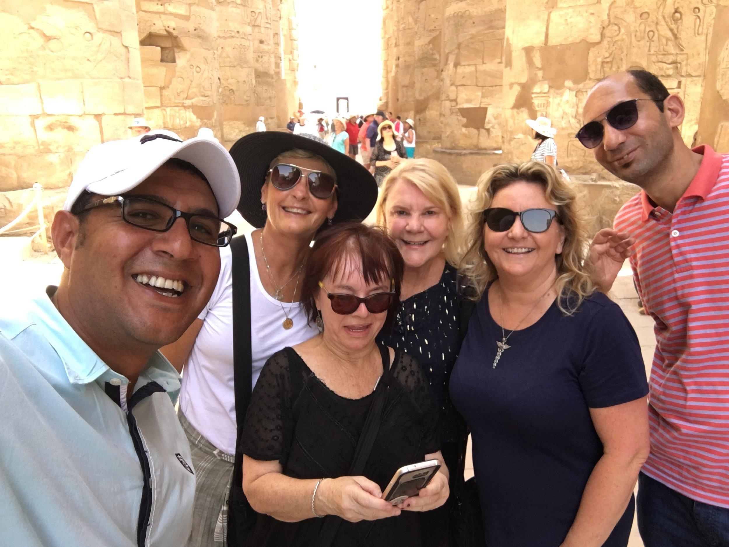 Oct 2018 Karnak Temples